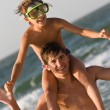 Summer fun — Stock Photo #7921891