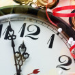 Stock Photo: New year clock