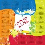 Calendar — Stock Vector #7214351