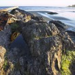 Stock Photo: Beach of Pacific coast of Canada