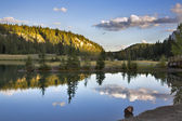 Lake silence. — Stock Photo