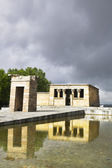 The temple Debod — Stock Photo