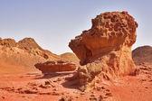 红砂岩 — 图库照片