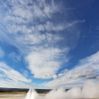 Stock Photo: Geysers