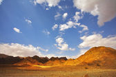 Multi-coloured hills — Stock Photo
