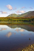 Charming gulf on island in Canada — Stock Photo