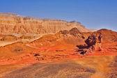 Röd sandsten — Stockfoto