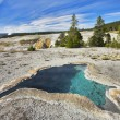 Stock Photo: Hot spring