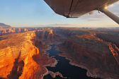 Magnificent lake Powell — Stock Photo