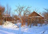 Old farmhouse — Stock Photo