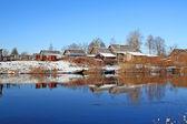 Winterlandschap — Stockfoto