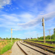 Foto Stock: Railroad