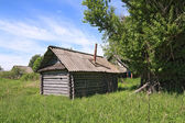 Old rural house — Stock Photo