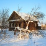 Winter landscape — Stock Photo #6880555