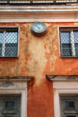 Old town building — Stock Photo