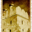 Christiorthodox church on old photography — Stock Photo #7947000