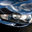 Car headlight — Stock Photo #7291004