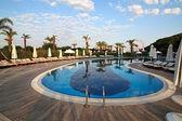 Swimming pool of Sueno Hotels Beach Side 5* — Stockfoto
