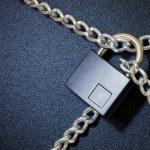 Lock and chain — Stock Photo #7470340