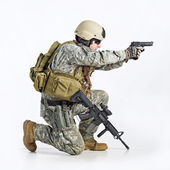 SWAT Team Officer — Stock Photo