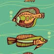 Fishes — Stock Vector #7306268