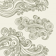 Royalty-Free Stock Vector Image: Doodles design elements