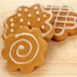 Christmas gingerbread — Stock Photo #6770879