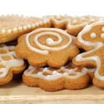 Christmas gingerbread — Stock Photo