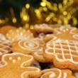Christmas gingerbread — Stock Photo #7247654