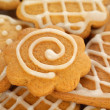 Christmas gingerbread — Stock Photo #7247702