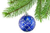 Ball christmas — Stock Photo