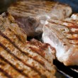 Royalty-Free Stock Photo: Pork chop grilled