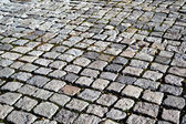 Stone pavement — Stockfoto