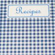 The book of recipes — Stock Photo #7163315