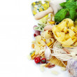 Composition of pasta — Foto de Stock