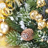 рождественский состав — Стоковое фото