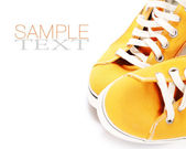 Sports shoes — Stock Photo