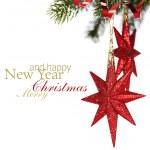 Christmas stars — Stock Photo #7955254