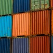 Cargo containers — Stock Photo #7729589