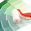 Paint swatches — Stock Photo #6751639
