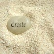 Create stone — Stock Photo #6752380