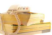 Phone directories — Stock Photo