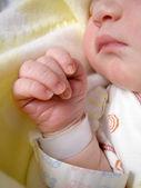 Newborn baby — Foto de Stock