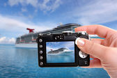 Tropical ship photography — Stock Photo