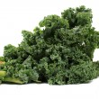 Fresh leafy kale - Stock Photo