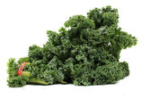 Fresh leafy kale — Stock Photo