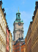 Stockholm Cathedral — Stock Photo