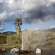 Geyser Pond — Stock Photo