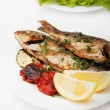 Fried fish — Stock Photo #7038942