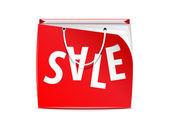 Vector shopping bag — Stock vektor